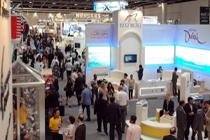 Region firmly back in business at Arabian Travel Market 2012